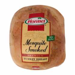 Hormel Hickory Smoked Turkey Breast