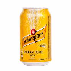 Schweppes Indian Tonic x 6