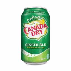 Canada Dry Ginger Ale x 6