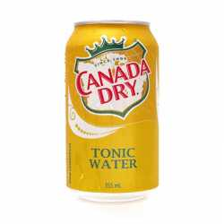 Canada Dry Tonic Water x 6
