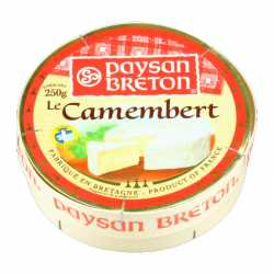 Paysan Breton Pasteurized Camembert 45 %