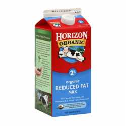 Horizon Organic Milk 2%