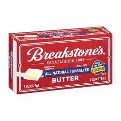 Breakstones Unsalted Butter