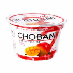 Chobani Greek Yogurt Mango