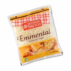 Shredded Swiss Cheese