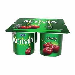 Activia Cherry x 4
