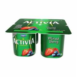 Activia Mixed Berry x 4