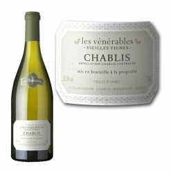 """Chabis """"Les Vieilles Vignes"""" La Chablisienne"""