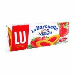 Lu Barquette  Strawberry