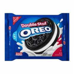 Nabisco Oreo Cookies Double Stuff