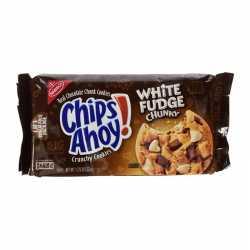Nabisco Chips Ahoy! White Fudge