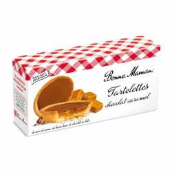 BM tartelette Chocolat Caramel