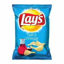 Lay's Potato Chips Salt & Vinegar