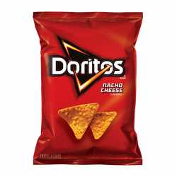 Doritos Tortilla Chips Nacho Regular