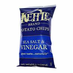 Kettle Sea Salt / Vinegar