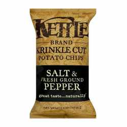 Kettle Sea Salt & Ground Pepper