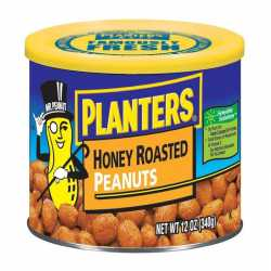 Planters Honey Rosted Peanuts