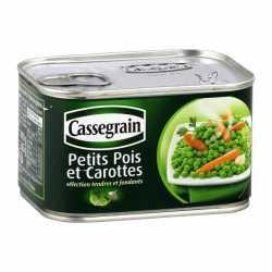 Cassegrain Peas & Carrots