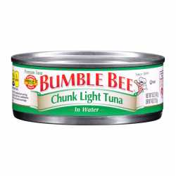 Bumble Bee Chunk Light Tuna
