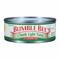 Bumble Bee Tuna in Vegetable Oil