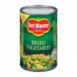 Del Monte Mixed Vegetable