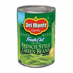 Del Monte Green Beans