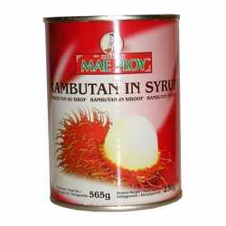 Rambutan in Syrop