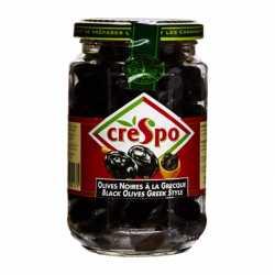 Black Olives Jar