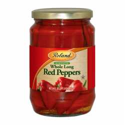 Whole Red Pepper