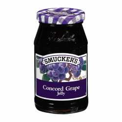 Smuckers Concord Grape Jelly