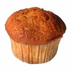 Muffin Banana Nut