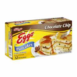 Eggo Pancakes Chocolate Chips