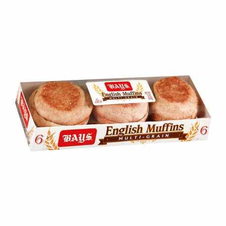 English Muffin Multigrain