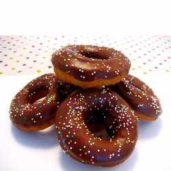 Donuts au Chocolat x 4