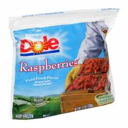 Dole Raspberries
