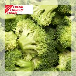 Fresh Frozen Broccoli Florets
