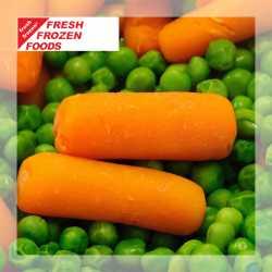 Fresh Frozen Peas & Carrots