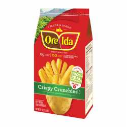 Ore Ida Crispy Crunchies