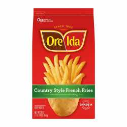 Ore Ida Country Style French Fries