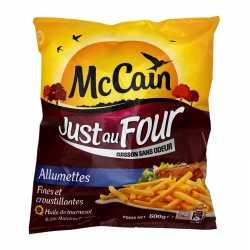 Mc Cain Just au Four