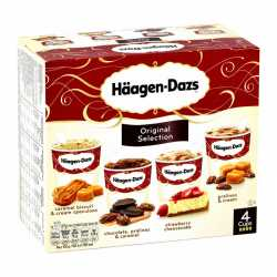 Häagen Dazs Original Selection