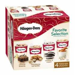 Häagen Dazs Favorite Selection