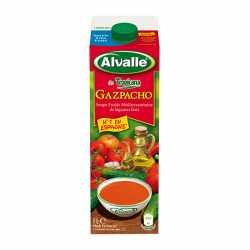 Gazpacho Tomato & mix veg.