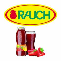 Rauch Strawberry Juice 20 CL