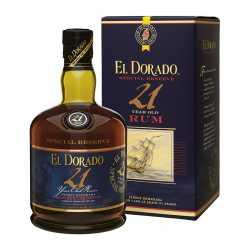 Rum El Dorado 21 Years