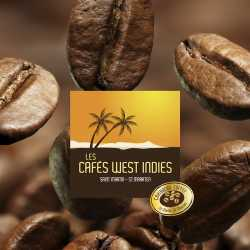 Ground 100 % Arabica  West Indies Coffee