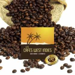 Ground Moka West Indies Coffee