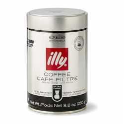 Illy Ground Drip Extra Dark Roast Coffee