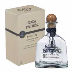 Tequila Roca Patron Silver 750 ML