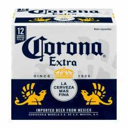 Corona Beer Can 12 x 33 cl